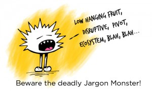 jargon monster