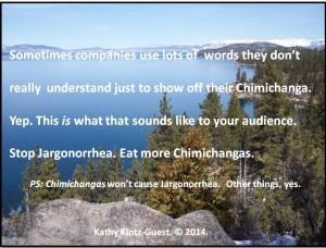 Companies Chimichanga