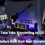 Take Your Storytelling to 11