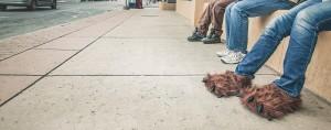 customer engagement and vulnerability: show a little leg first