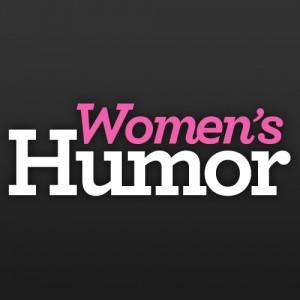 Women and humor: Kathy Klotz-Guest