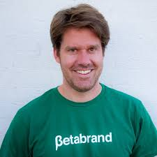 Chris Lindland, CEO of Betabrand: humor in marketing
