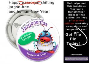 Cure for Jargon: Keepingithuman.com