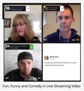 How Brands Use Live-Streaming Video