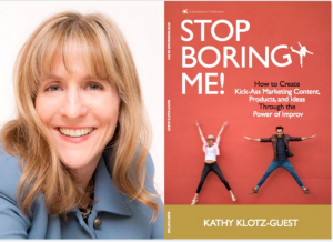 Marketing Podcast with Kathy Klotz-Guest