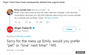 Virgin Trains: A Viral Lesson in Humor and Customer Service -