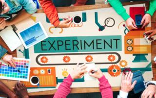 culture of experimentation